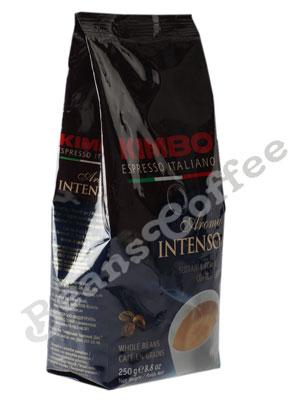 Кофе Kimbo в зернах Aroma Intenso
