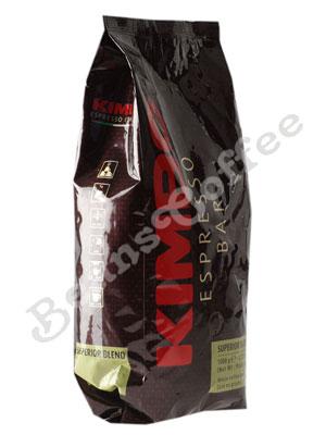 Кофе Kimbo в зернах Superior Blend