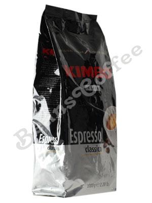 Кофе Kimbo в зернах Grani
