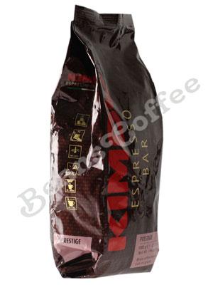 Кофе Kimbo в зернах Prestige