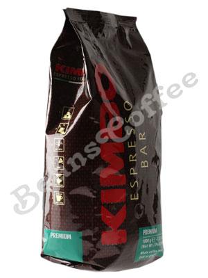 Кофе Kimbo (Кимбо) в зернах Premium