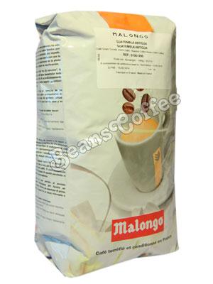 Кофе Malongo в зернах Guatemala Antigua