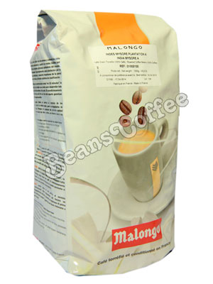 Кофе Malongo в зернах India Malabar