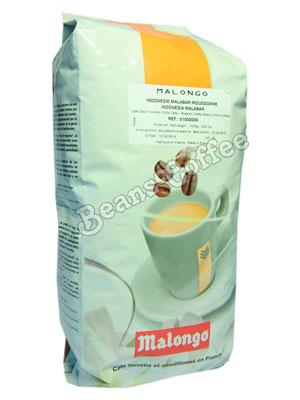 Кофе Malongo в зернах Indonesia Malabar