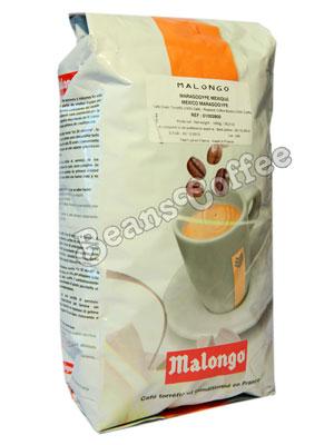 Кофе Malongo в зернах Mexico Maragogype