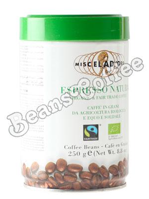 Кофе Miscela d`Oro в зернах Espresso Natura