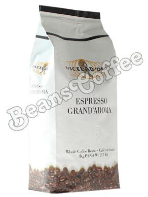 Кофе Miscela d`Oro в зернах Espresso Grand Aroma