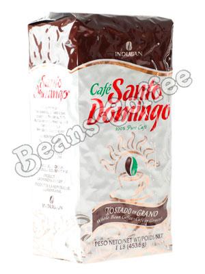 Кофе Santo Domingo в зернах Puro Cafe