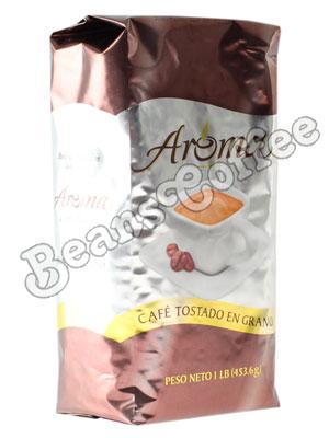 Кофе Santo Domingo в зернах Aroma