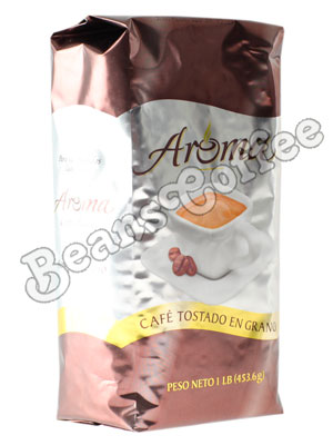 Кофе Santo Domingo (Санто Доминго) в зернах Aroma