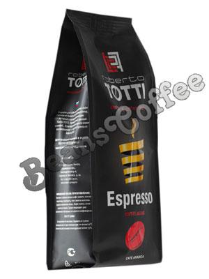 Кофе Totti (Тотти) в зернах Espresso