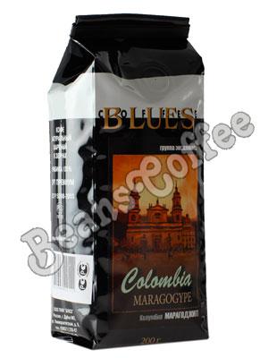 Кофе Maragogype Colombia в зернах 200 гр
