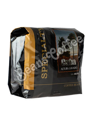 Кофе Cuba Altura Lavado в зернах 500 гр