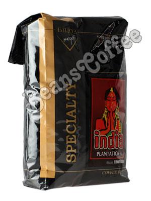 Кофе India Plantation A в зернах 1 кг