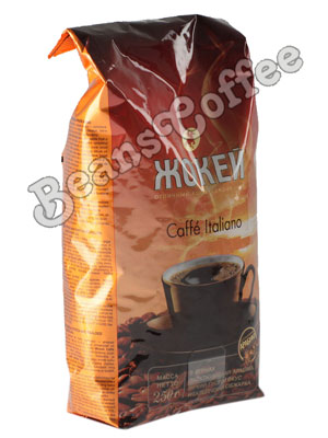 Кофе Жокей в зернах Caffe Italiano 250 гр
