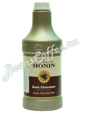 Соус Monin Черный Шоколад 1890 мл