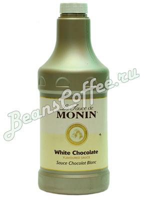 Соус Monin Белый Шоколад 1890 мл