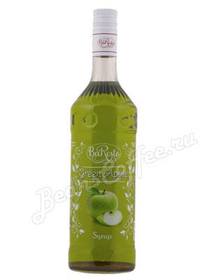 Сироп BaResto Зеленое яблоко 1 л