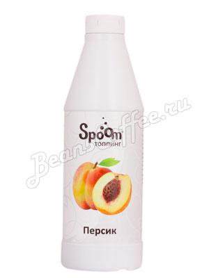 Топпинг Spoom Персик 1 л