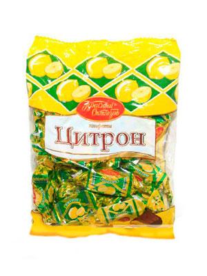 Конфеты Красный Октябрь Цитрон 250 гр