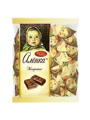 Конфеты Красный Октябрь Аленка 250 гр