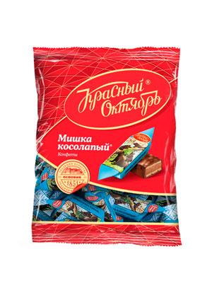 Конфеты Красный Октябрь Мишка косолапый 250 гр