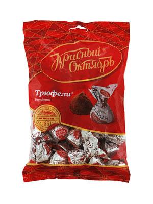 Конфеты Красный Октябрь Трюфели 250 гр
