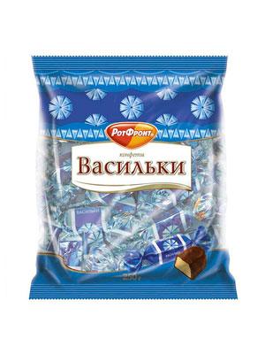 Конфеты Рот Фронт Васильки 250 гр