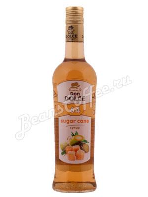 Сироп Don Dolce Сахарный тростник  0.7 л