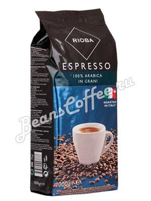 Кофе Rioba (Риоба) в зернах Platinum