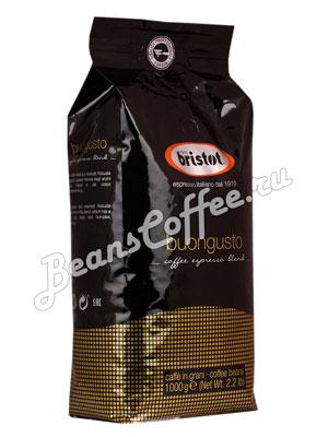 Кофе Bristot в зернах Buongusto