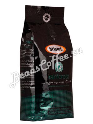 Кофе Bristot в зернах Rainforest