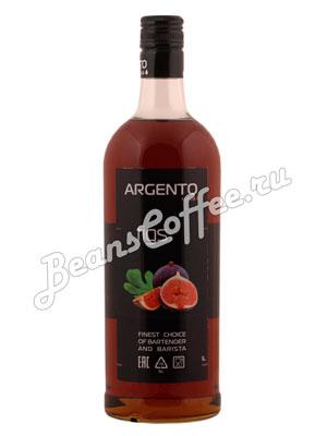 Сироп Argento Инжир 1 литр