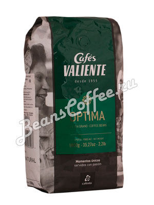 Кофе Valiente в зернах Optima Natural 1кг