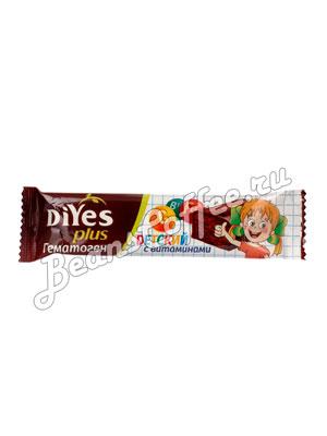Батончики Diyes Гематоген Детский с витаминами