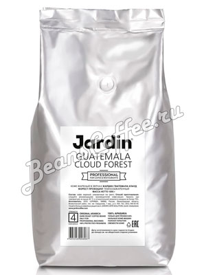 Кофе Jardin (Жардин) в зернах Guatemala Cloud Forest Professional