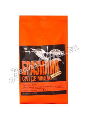 Кофе Gutenberg в зернах Бразилия Сул Де Минас
