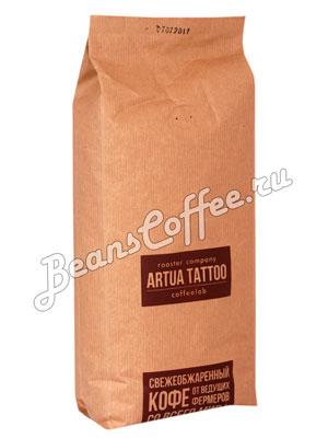 Кофе Artua Tattoo Coffeelab Смесь Марагоджип в зернах 1 кг