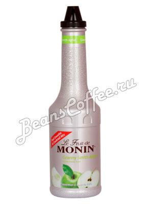 Фруктовое пюре Monin Гранни Смит яблоко 1 л