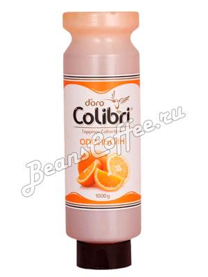 Топпинг Colibri D'oro Апельсин 1 кг