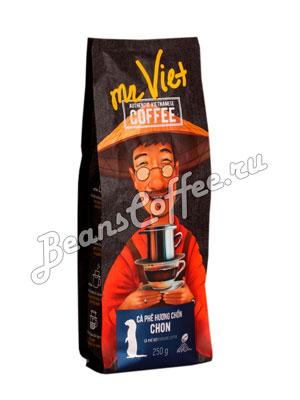 Кофе Mr Viet молотый Копи Лювак 250 гр