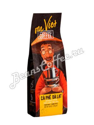 Кофе Mr Viet молотый Cafe Dalat 250 гр