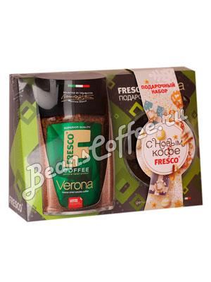 Подарочный набор Fresca Verona (кофе с кружкой)