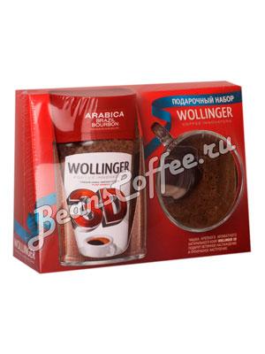 Подарочный набор Wollinger 3D (кофе с кружкой)