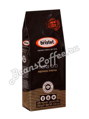Кофе Bristot молотый Oro 250 гр