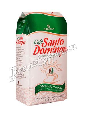 Santa Domingo Puro Cafe Molido без кофеина молотый 454 гр
