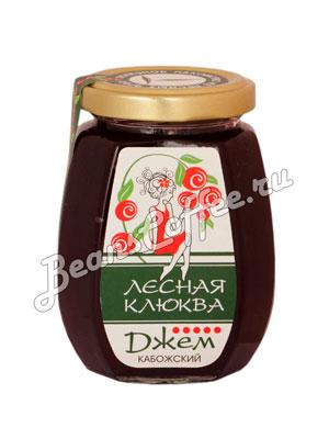 Кабожский джем лесная клюква 220 гр