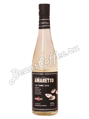 Сироп Barline Амаретто 0.375  л