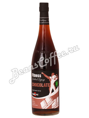 Сироп Barline Fitness Шоколад 1 л (без сахара)