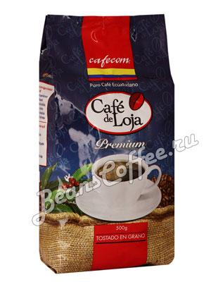 Кофе Cafecom в зернах Cafe de Loja Premium 500 гр